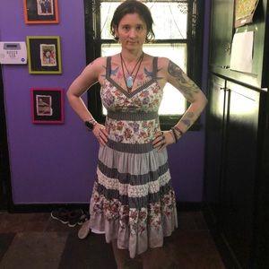 Phenomenal!!! Nanette Lepore Designer floral dress